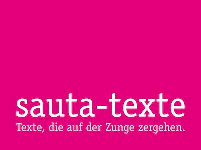 Textrezepte 34 Begleitschreiben Sauta Texte